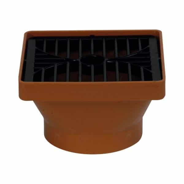 110mm-underground-drainage-small-hopper-head-grate-speedyplastics