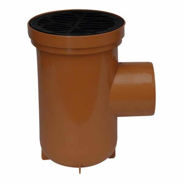 110mm-underground-drainage-bottle-gully-round-top-speedyplastics