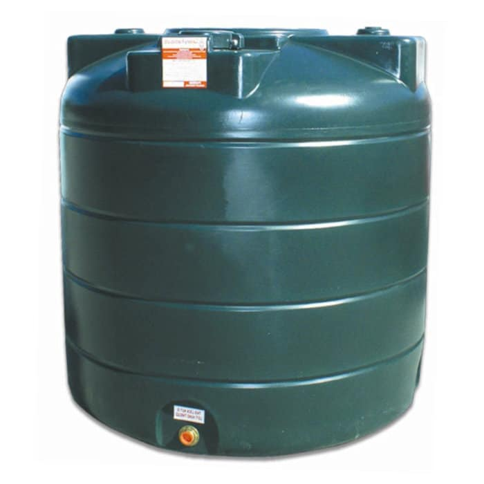 Carbery Single Skin Oil Tank 1350v Stgr1350v Speedy Plastics