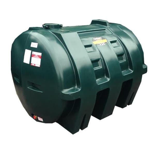 Carbery Single Skin Oil Tank 1550H STGR1550H