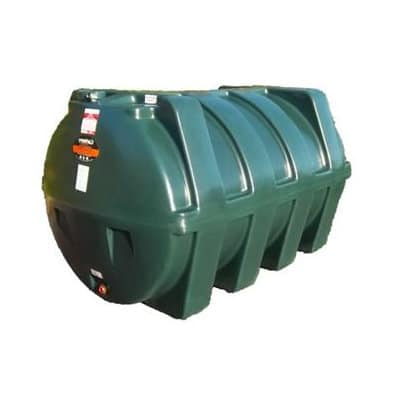 Carbery Single Skin Oil Tank 2500H STGR2500H