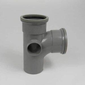 110mm Grey Pushfit Soil