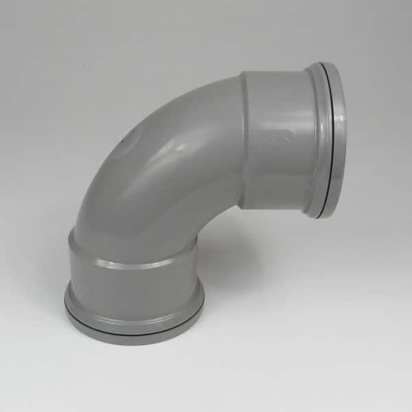 110mm-pushfit-soil-90d-ds-bend-grey-speedyplastics