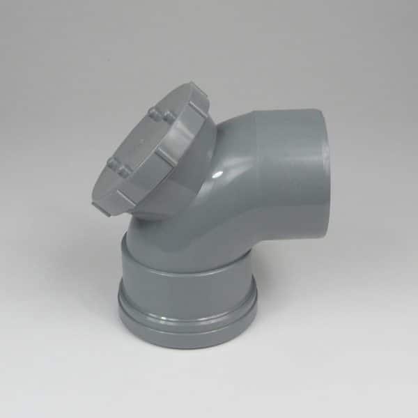 110mm-pushfit-soil-90d-ss-access-bend-grey-speedyplastics