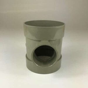 110mm-x-50mm-short-boss-pipe-olive-grey