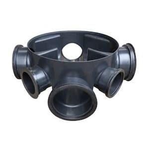 450mm-x-160mm-underground-manhole-base-5-inlet-speedyplastics