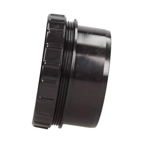 solvent weld soil solvent weld screwed access cap