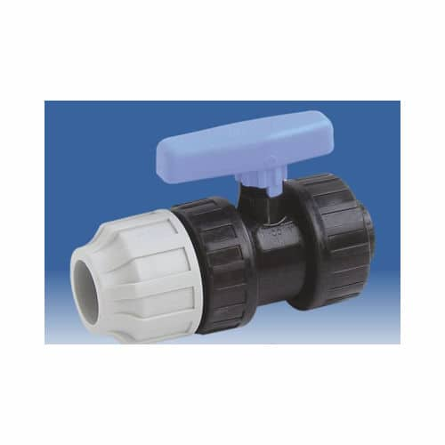 MDPE-Watermains-Female-Union-Stop-Valve-Speedyplastics