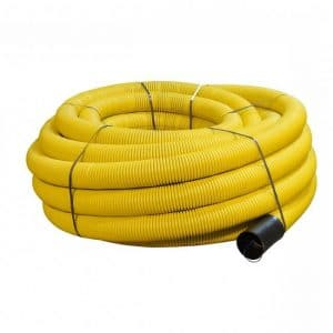'Gas' Twin Wall Ducting Coils