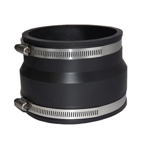 Underground-Drainage-Clay-To-Pvc-Flexible-Connector