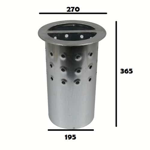 aluminium-silt-bucket-yard-gully-dimms