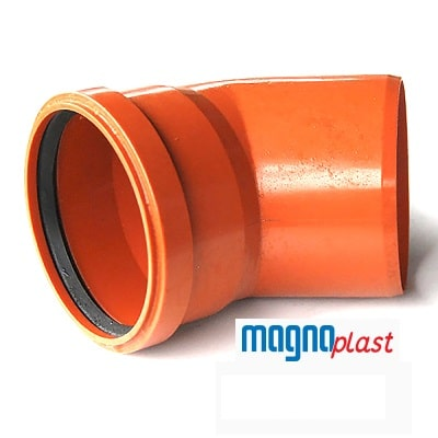 underground-drainage-magnaplast-45-degree-single-socket-bend-speedy-plastics