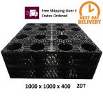 Soakaway Crate 20t Attenuation Cells Aqua Crate 0.40m3