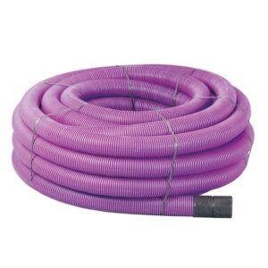 Purple-Twinwall-Ducting-Purple-Motorway-Speedy-Plastics