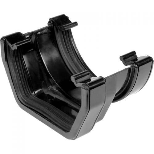 black-square-line-guttering-adaptor-speedy-plastics