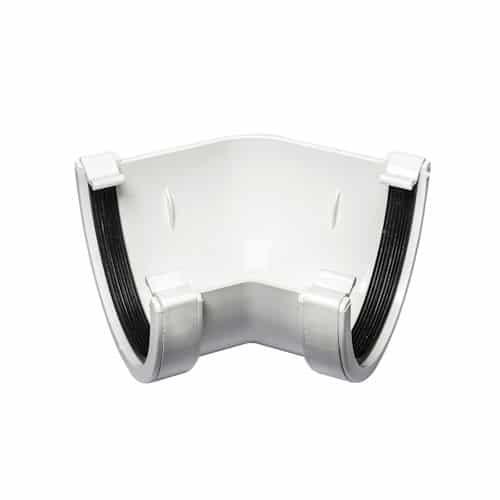 deep-flow-guttering-135-degree-angle-white-speedy-plastics