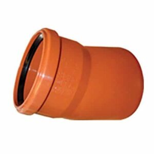 magnaplast-15-degree-single-socket-undergrouund-drainage-bend-speedy-plastics
