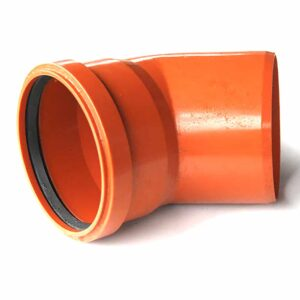 magnaplast-45-degree-single-socket-undergrouund-drainage-bend-speedy-plastics