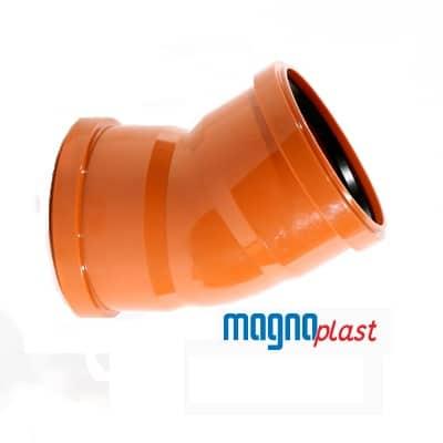 underground-drainage-magnaplast-30-degree-double-socket-bend-speedy-plastics