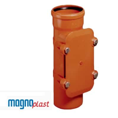underground-drainage-magnaplast-single-socket-access-pipe-bolt-plate-speedy-plastics