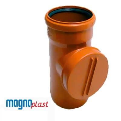 underground-drainage-magnaplast-single-socket-access-pipe-speedy-plastics
