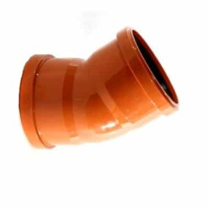 Underground-Drainage-45d-Double-Socket-Bend