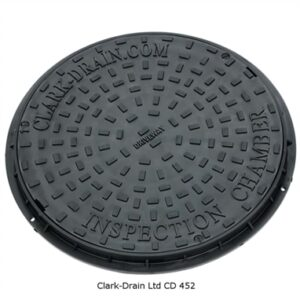 Plastic Manhole Covers & Frame