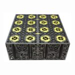 Soakaway Crate Attenuation Cells 1m x 1m x 0.4m Light Duty 20t