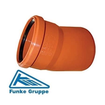 underground-drainage-15-degree-single-socket-bend-funke-speedy-plastics