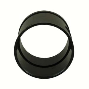 110mm-solvent-weld-coupler-black
