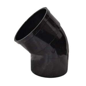 110mm-solvent-weld-soil-45-degree-s-s-bend-black