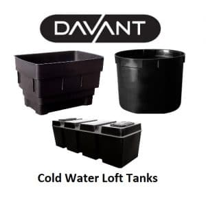 Cold Water Loft Tanks