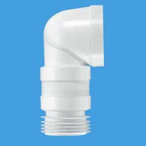 McAlpine-Wc-Con8f18-Flexible-90-degree-Bent-Pan-Connector
