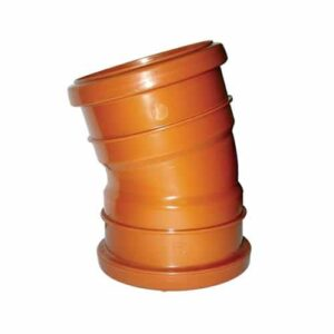 floplast-110mm-underground-drainage-double-socket-15d-bend
