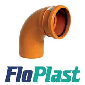 Floplast Underground Pipes & Fittings