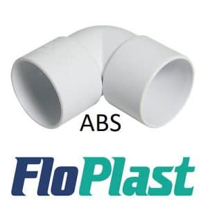 ABS Waste Pipe & Fittings