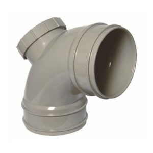 110mm-access-bend-double-socket-olive-grey