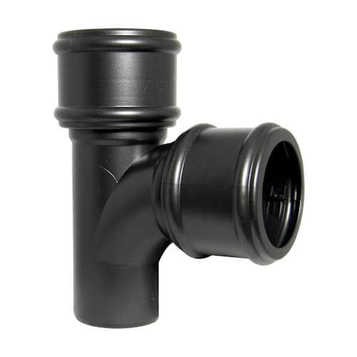 110mm-cast-iron-style-90d-double-socket-plain-branch-floplast-sp192