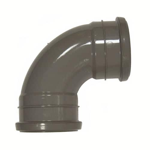110mm-push-fit-90-bend-double-socket-grey