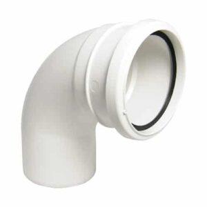 110mm-push-fit-soil-90-degree-bend-single-socket-white