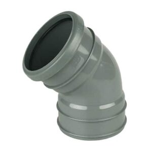 110mm-push-fit-soil-solvent-soil-135-degree-bend-grey