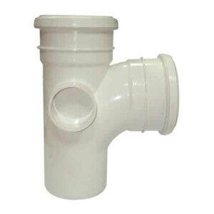 Pushfit Soil Pipe & Fittings