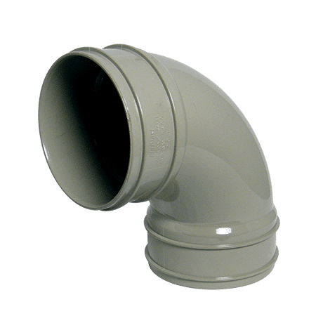 110mm-solvent-92.5d-bend-double-socket-olive-grey