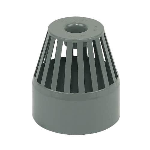 110mm-solvent-vent terminal-grey