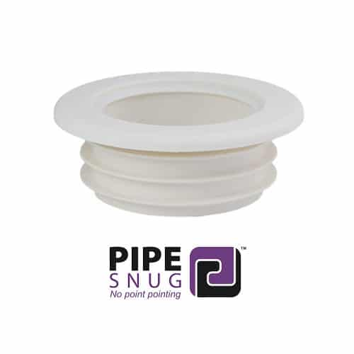 pipesnug white speedy plastics