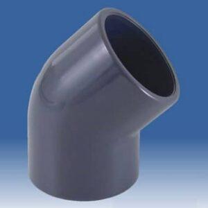 pressure-pipe-45-degree-bend