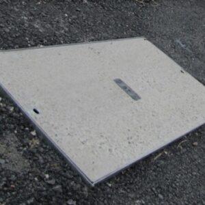 BT Concrete Access Cover Frame