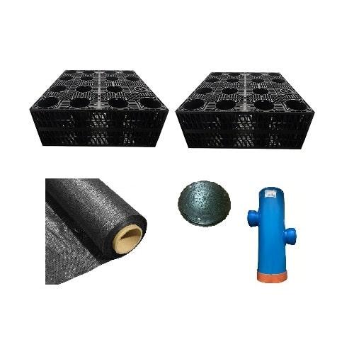 Soakaway Kit 2 Crates Geo Silt