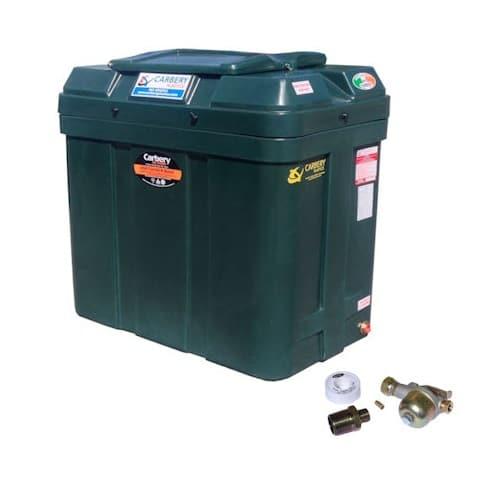 Carbery-Bunded-Oil-Tank-650-Litre-Slimline-BTGR00650-speedy-plastics