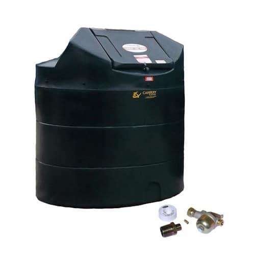 carbery-bunded-oil-tank-1350l-virtical-btgr01350v-speedy-plastics